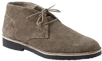 Banana Republic Brendt Suede Crepe Sole Chukka Boot