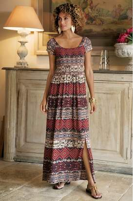 Soft Surroundings Macelo Maxi Dress