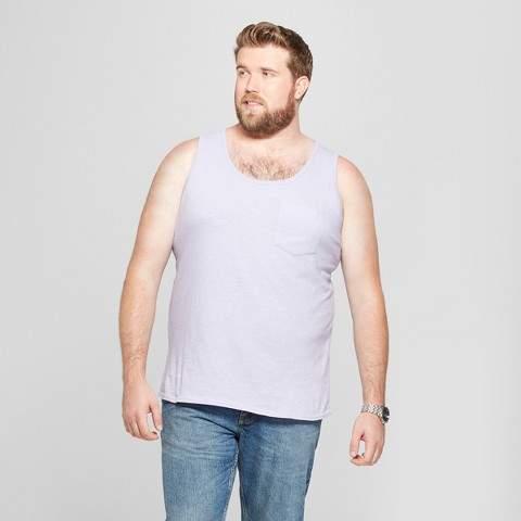 Goodfellow & Co Men's Big & Tall Regular Fit Tank Top