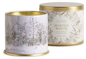 Illume Winter White Vanity Scented Candle- 12 oz.