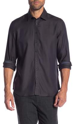Toscano Solid Dress Shirt