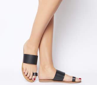 Office Scuba Toe Loop Sandals