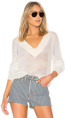 Rag & Bone Jaimie V-Neck Sweater
