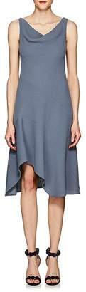 Narciso Rodriguez WOMEN'S TEXTURED WOOL ASYMMETRIC DRESS
