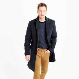 Ludlow topcoat in Italian wool-cashmere $450 thestylecure.com