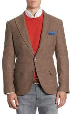 Brunello Cucinelli Regular-Fit Suit Jacket