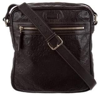 Gucci Guccissima Messenger Bag