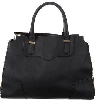 Rebecca Minkoff Leather Amorous Bag $145 thestylecure.com