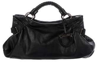 Salvatore Ferragamo Ottavia Leather Bag