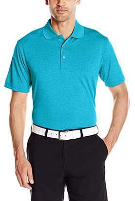 PGA TOUR Men's Essential Short Sleeve Polo