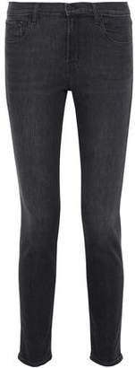 J Brand Fascination Mid-Rise Skinny Jeans