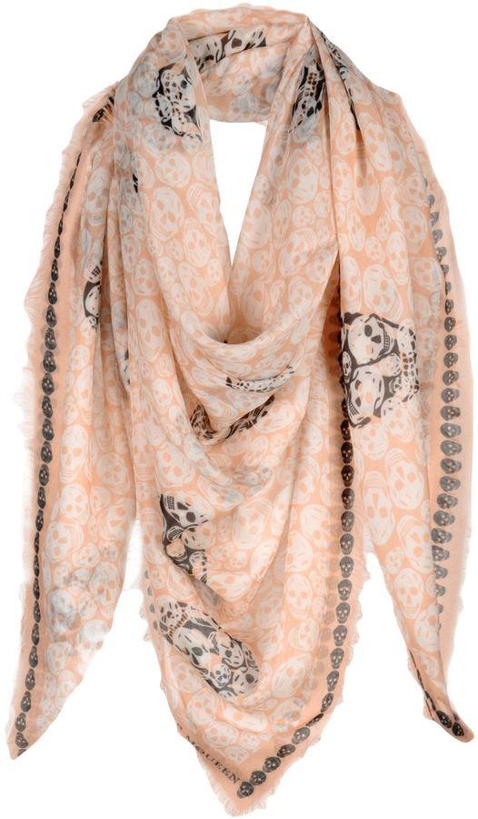 Alexander McQueenALEXANDER MCQUEEN Square scarves