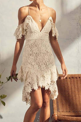 Saylor Donna Lace Dress