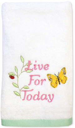 """Dena Live for Today 11"""" x 18"""" Set of Two Fingertip Towels"""