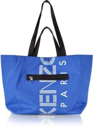 Kenzo Nylon Logo Tote Bag