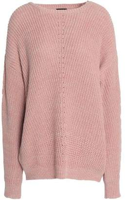 Line Cotton Sweater