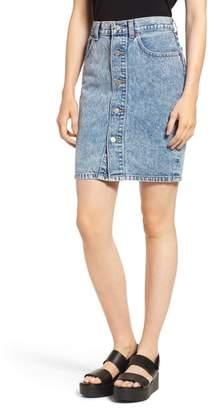Levi's Mom Denim Skirt