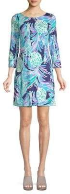 Lilly Pulitzer Hollee Printed Shift Dress