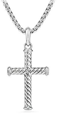 David Yurman Cable Cross