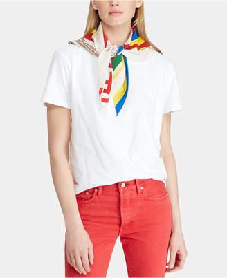 b27042026b Ralph Lauren Silk Shirt - ShopStyle