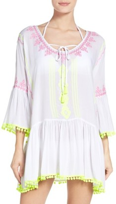 Women's Surf Gypsy Cover-Up Tunic $62 thestylecure.com