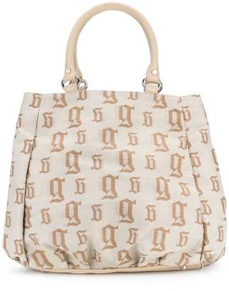 John Galliano monogram tote