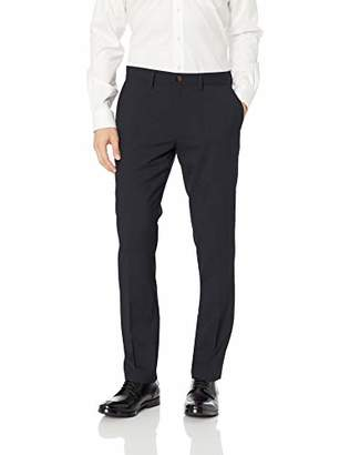 Buttoned Down Men's Slim Fit Stretch Wool Dress Pant