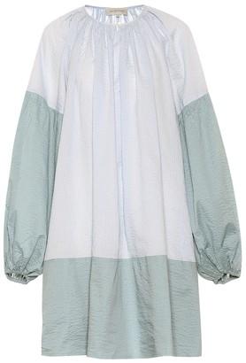Lee Mathews Cotton minidress