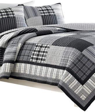 Nautica Gunston Quilt Patchwork Bedspread