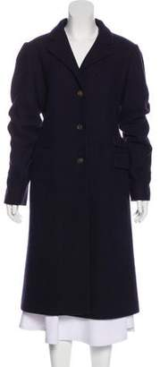 Loro Piana Virgin Wool Long Coat
