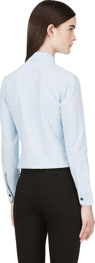 Levi's Light Blue Denim 1960s Shirt