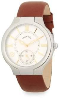 Philip Stein Teslar Strap Stainless Steel Watch