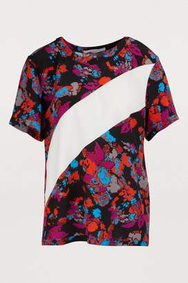 Givenchy Floral print top
