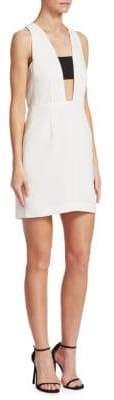 Rag & Bone Izzy Sleeveless Contrast Sheath Dress