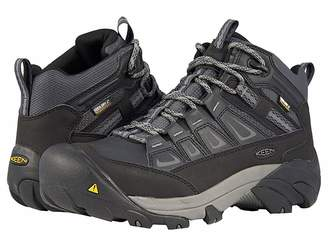 Keen Boulder Mid Waterproof Steel Toe