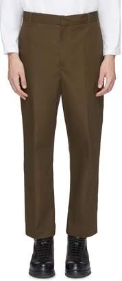 3.1 Phillip Lim Cotton poplin pants