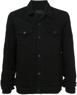 RtA button-up denim jacket