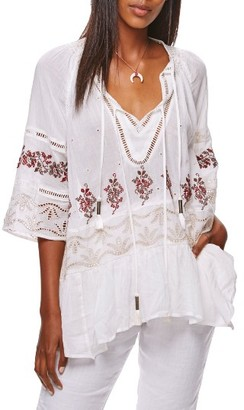 Women's Free People You'Re Mine Peasant Tunic $168 thestylecure.com