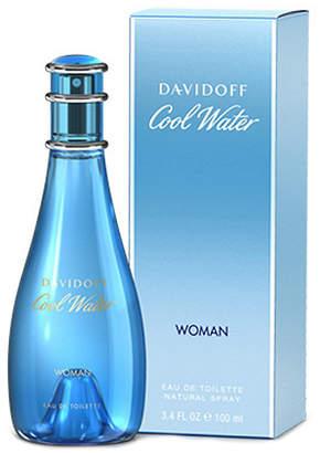 Davidoff Women's Coolwater 3.4Oz Eau De Toilette Spray