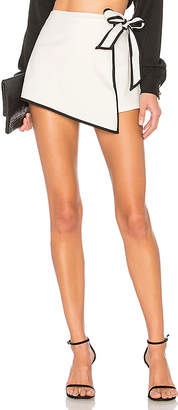 superdown Samara Wrap Skort