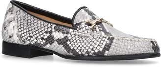Carvela Leather Mariner Loafers