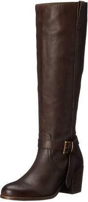 Frye Women's Malorie Knotted Tall Riding Boot, Black