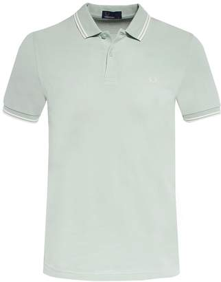 Fred Perry Men's Twin Tipped M3600 Polo Shirt S