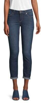 Paige Kylie Cropped Roll Jeans