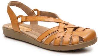 Women's Nellie Sandal -Black $70 thestylecure.com