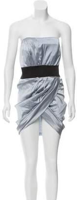 Foley + Corinna Strapless Mini Dress