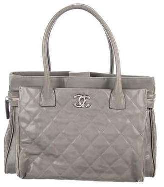 Chanel Glazed Calfskin New Portobello