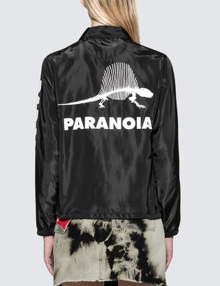 Ashley Williams Paranoiasorus Coach Jacket