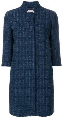 Herno three quarter sleeve coat
