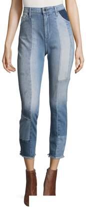 Joe's Jeans Women's The Bella Straight Crop Sofia Pants